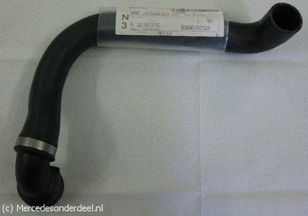 A2205012082 2205012082 Radiator Slang