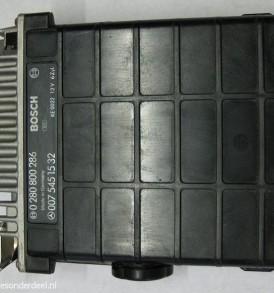 0075451532 Motor Ecu