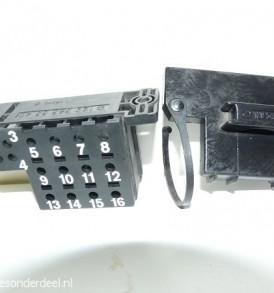 Zekering box houder 1295450003