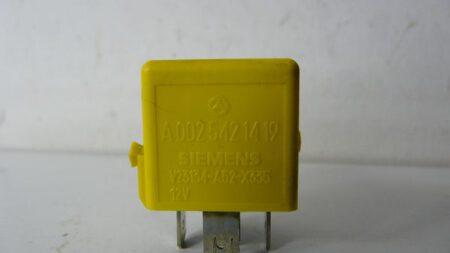A0025421419 Siemens Relais w210 ESP Remlicht