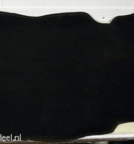 Vloermat achter links of rechts zwart