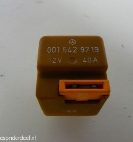 0015429719 Motor koeling ventilator relais