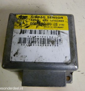 0008208026 Airbag Temic Sensor