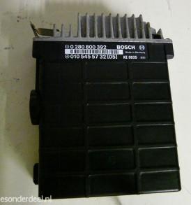 0105455732 ECU 1.8 KAT W201