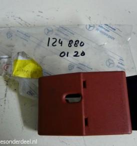 A1248800120 1248800120 Motorkap ontgrendeling houder greep