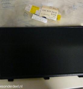 A2028200012 2028200012 Speaker rooster hoedenplank zwart