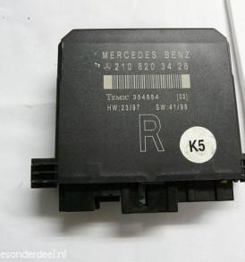 A2108203426 2108203426 Rechts comfort module