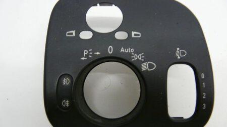 A2035450604 2035450604 Verlichtingsknop afdekking kap
