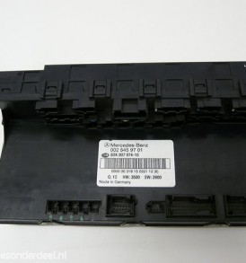 A0025459701 0025459701 Sam module achter