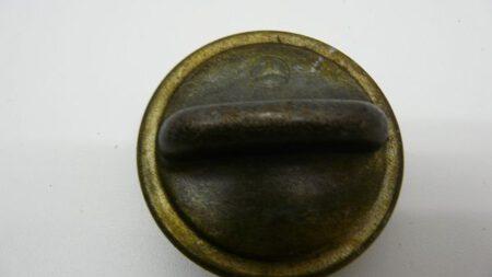 Olie dop metaal (zonder opschrift)