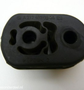 A2124920844 2124920844 Uitlaat rubber ophanging