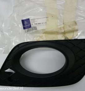 A1648853923 1648853923 Mistlamp rooster links voor bumper